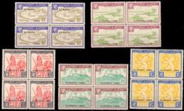 Guernesey Alderney  Lot** X4 Europa 1962 - Alderney