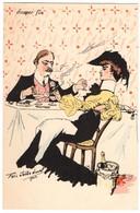 CPA - Illustrateur - Felix Jobbé Duval - Souper Fin - Autres Illustrateurs