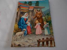 B716  Buon Natale Viaggiata - Natale