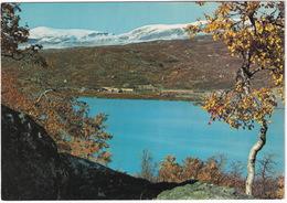 Norge - Haugastol, Bergensbanen - Haugastol. On The Oslo - Bergen Railway Route - (Norway) - Noorwegen