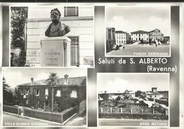 S.ALBERTO (RAVENNA) VEDUTINE   -FG - Ravenna