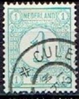 NETHERLAND  #  FROM 1876-79 STAMPWORLD 31a  TK: 12 1/2 - 1852-1890 (Wilhelm III.)