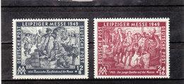 SBZ Nr. 240/41** (T 10034) - Sowjetische Zone (SBZ)