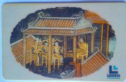 500 Baht Rattanakosin Painting - Thaïlande