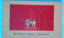 500 Baht  The Kings Colours (Elephant) - Thaïlande