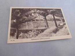 LA TOMBE DE NAPOLEON ..ST-HELENE - Personnages Historiques