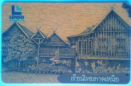 500 Baht Northern Thai Domestic Architecture - Thailand