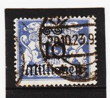 AUA1069 DANZIG 1923 MICHL 169 Gestempelt SIEHE ABBILDUNG - Danzig