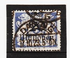 AUA1070 DANZIG 1923 MICHL 170 Gestempelt SIEHE ABBILDUNG - Danzig