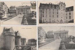 19 / 2 / 307   -LOT  DE  20  CPA  DE  NANTES  ( 44 ) Toutes Scanées - Cartes Postales