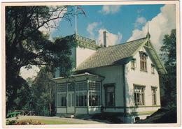 Troldhaugen, Griegs Home  - (Norge - Norway) - Noorwegen