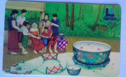 500 Baht Rotnam Damhua Ceremony - Thailand