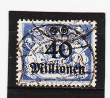 AUA1071 DANZIG 1923 MICHL 172 Gestempelt SIEHE ABBILDUNG - Danzig