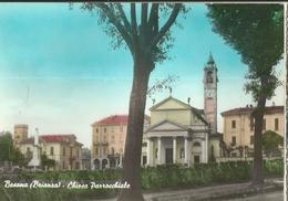BESANA BRIANZA(MONZA) CHIESA PARROCCHIALE  -FG - Monza