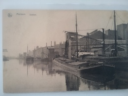 MERXEM  (PENICHE ARKEN SCHIFFE VAART) - Houseboats