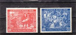 SBZ Nr. 230/31** (T 10045) - Sowjetische Zone (SBZ)