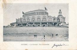 CPA - Belgique - Oostende - Ostende - Le Kursaal - Vue D'ensemble - Oostende