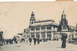 CPA - Belgique - Oostende - Ostende - Le Kursaal - Vue Laterale - Oostende
