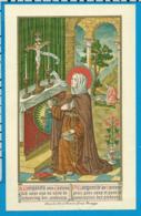 Holycard    St. Margareta V. Cortona - Devotion Images
