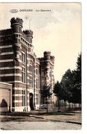 Charleroi  Les Casernes 1913 - Charleroi