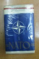 AC - NATO 10 YEAR IN NATO TURKISH CIGARETTES UNOPENED BOX FOR COLLECTION - Cigarettes - Accessoires