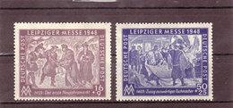 SBZ Nr. 198/99** (T 10048) - Sowjetische Zone (SBZ)