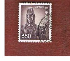 GIAPPONE  (JAPAN) - SG 1246 -   1976 SHO-KANNON - USED° - 1926-89 Imperatore Hirohito (Periodo Showa)