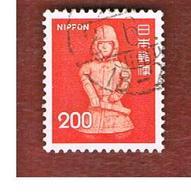 GIAPPONE  (JAPAN) - SG 1243 -   1976 WARRIOR - USED° - 1926-89 Imperatore Hirohito (Periodo Showa)