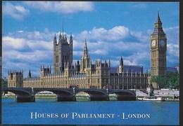 INGHILTERRA - LONDRA - HOUSES OF PARLIAMENT - NUOVA - Houses Of Parliament
