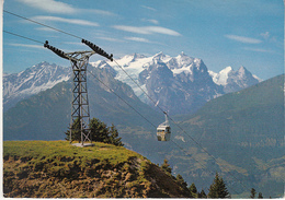 Gondelbahn Haasliberg Käserstatt Ak137469 - Schweiz