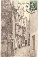 Dépt 44 - NANTES - Vieilles Maisons De La Rue Bossuet - Collection R. Guénault, Photo-édit., Nantes, N° 153 - Nantes