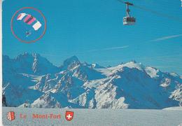 Le Mont Fort Ak137471 - Schweiz
