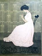 Scena Illustrata 1 Agosto 1930 Barezzi Strepponi Hugo Garibaldi Mistral Marconi - Libri, Riviste, Fumetti