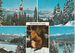 Montana Crans Ak137473 - Sin Clasificación
