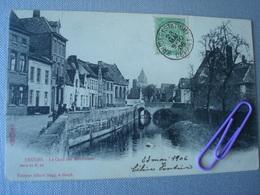 BRUGGE : Quai Des Ménétriers En 1906 - Brugge