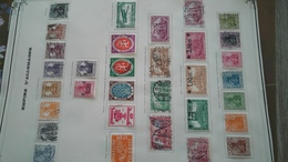Anciens Timbres Allemand - Timbres