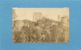 DINAN (22) - Léhon, Chapelle Saint Joseph ( Photo Format 9,8 Cm X 6,2cm). - Lieux