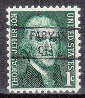 USA Precancel Vorausentwertung Preo, Locals Connecticut, Fabyan 841 - Vereinigte Staaten