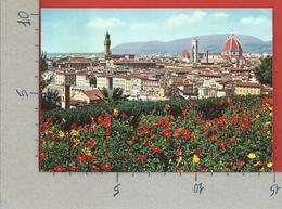 CARTOLINA NV ITALIA - FIRENZE - Panorama - 10 X 15 - Firenze