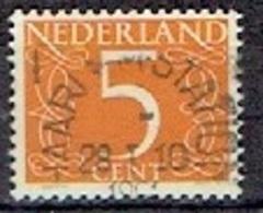 NETHERLAND  #  FROM 1971 STAMPWORLD 613a - Period 1949-1980 (Juliana)