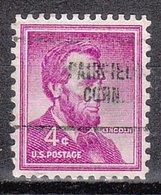 USA Precancel Vorausentwertung Preo, Locals Connecticut, Fairfield 704 - Vereinigte Staaten