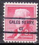USA Precancel Vorausentwertung Preo, Locals Connecticut, Gales Ferry 846 - Vereinigte Staaten