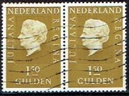 NETHERLAND  #  FROM 1971 STAMPWORLD 956 - Period 1949-1980 (Juliana)