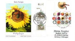 """BRD Schmuck-FDC  """"Europa: Ferien"""", Mi. 2397 ZF ESSt 6.5.2004 BERLIN - BRD"""