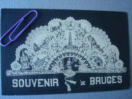 BRUGGE : Souvenir : Les Dentellières En 1908 - Brugge