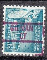 USA Precancel Vorausentwertung Preo, Locals Connecticut, Gilman 839 - Vereinigte Staaten