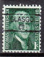USA Precancel Vorausentwertung Preo, Locals Connecticut, Glasgo 835,5 - Vereinigte Staaten