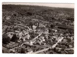CPSM Photo Onville 54 Meurthe Et Moselle Vue Aérienne Panoramique éditeur CIM Combier N°26231 A - France