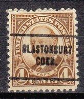 USA Precancel Vorausentwertung Preo, Locals Connecticut, Glastonbury 685-704 - Vereinigte Staaten
