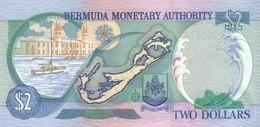 BERMUDA P. 54a 50 D 2000 UNC - Bermuda